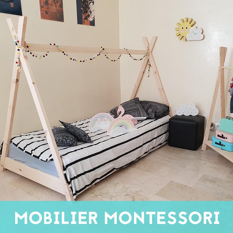 Découvrez notre collection de mobiliere montessori
